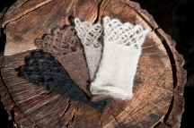 Baby Suri Alpaca Cuffs