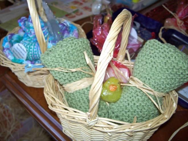 Wahcloth Basket