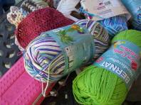 Washcloth Yarn