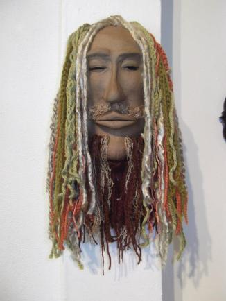 Fiber and Clay Jesus