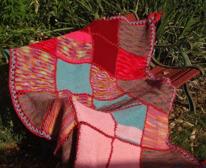 Prototypes Blanket Bench