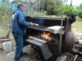 Scot Barbequing