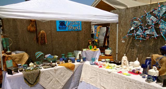 Ventura ArtWalk Booth