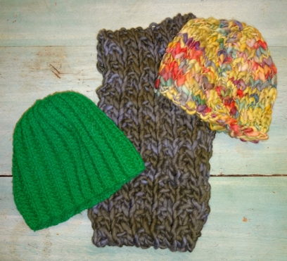 Hats and Cowls