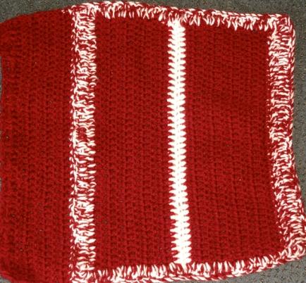 Red-White Blanket