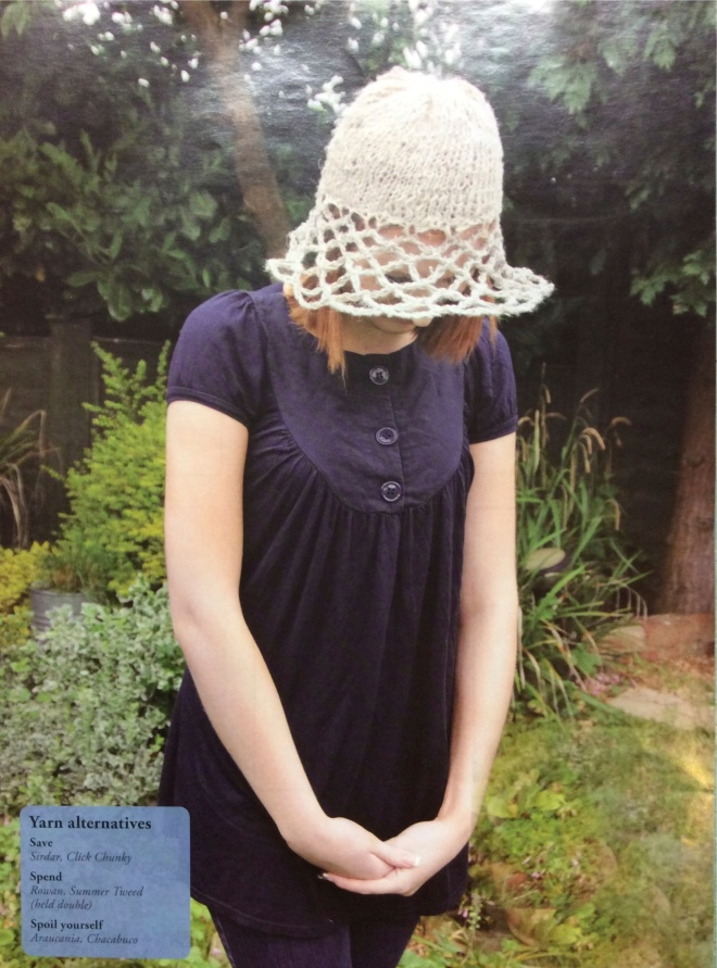 Nettle Summer Hat
