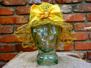 Gold Nettle Hat