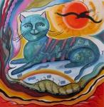 Shelby Blue Cat