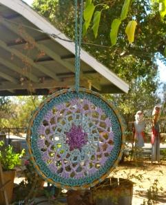 Lavender:Blue Mandala