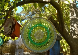 Light Green Mandala