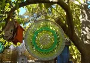 Light Green Mandala