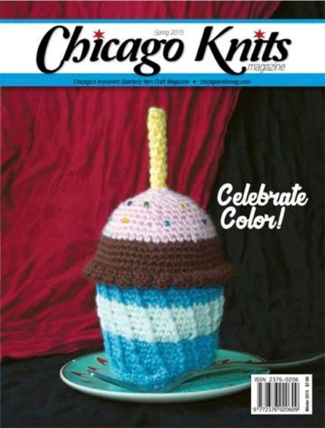 Chicago Knits Cover Spring 2015