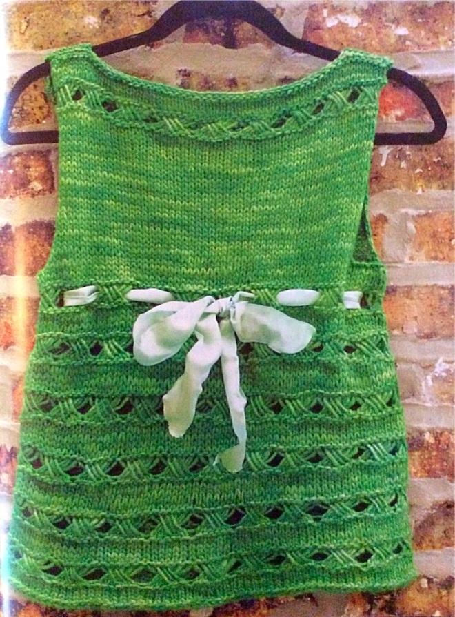 Green Spring Top
