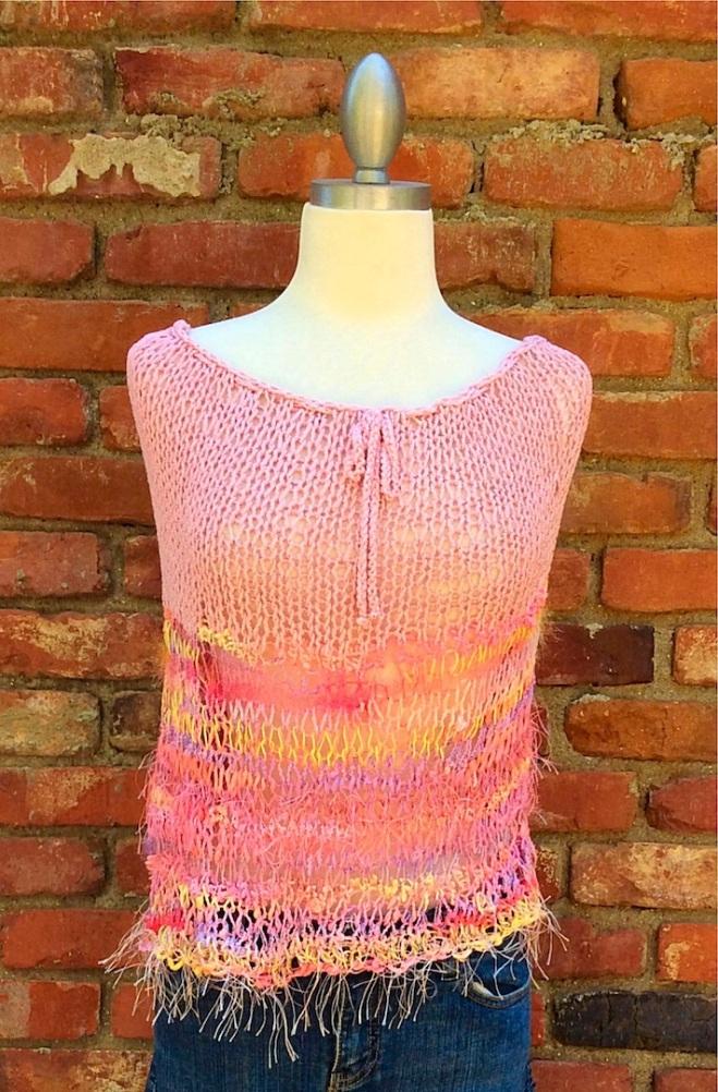Pink Panchette