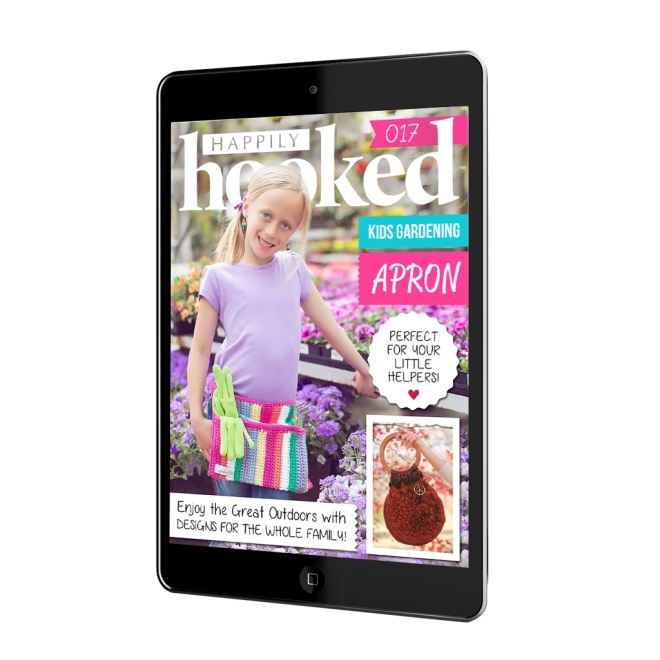 August Cover on iPad