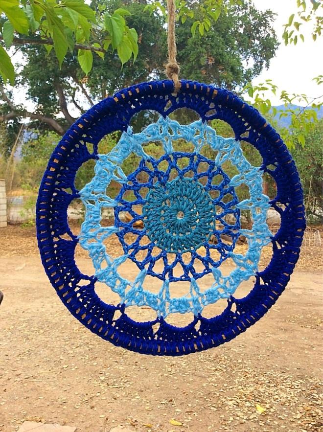 Blue Mandala HHM